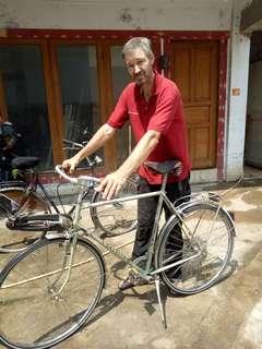 Sepeda Gazelle tahun 80an