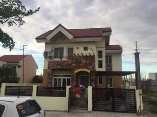 House and lot in Bacoor