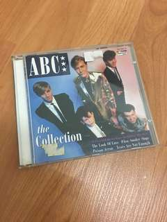 ABC The Collection CD