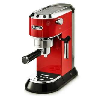 Delonghi Dedica E680 Red