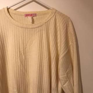 Supre Cream Long Sleeve