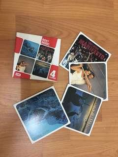 Roxy Music 4 Set of CD