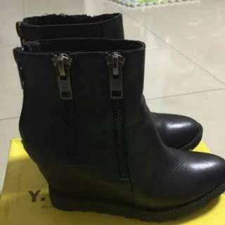 ASH 精品靴 楔形 楔型