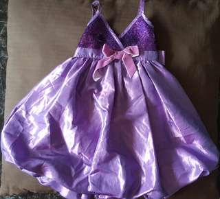 Party dress for 1 to 2 year