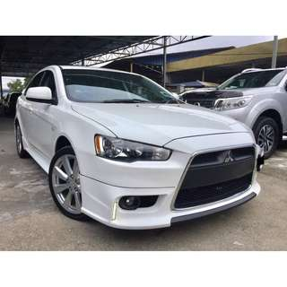 2014 Mitsubishi Lancer 2.0 (A) GT NEW FACELIFT