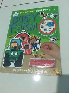 Busy farm press out bisa jd model 3d