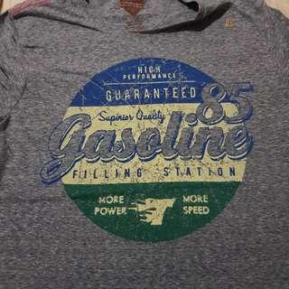 Male Vintage T-Shirts - Gasoline