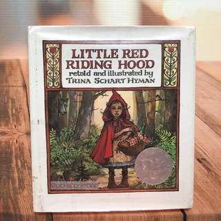 Little Red Riding Hood - Trina Schart Hyman