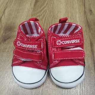 Inspired Converse Baby Shoes