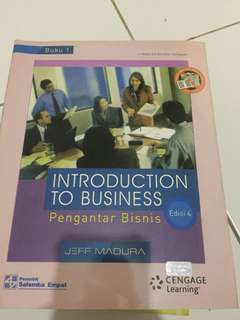 Pengantar Bisnis Jeff Madura edisi 4 buku 1