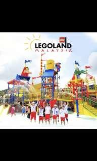 Legoland ticket