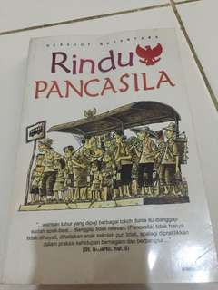 Rindu Pancasila (Merajut Nusantara)