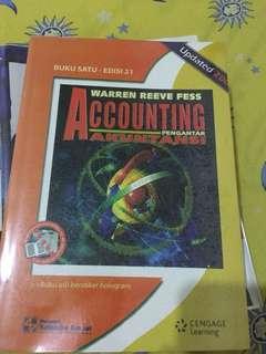 Akuntansi Pengantar Warren Reeve edisi 21 buku 1
