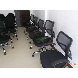 MESH CHAIRS CLERICAL CHAIRS--KHOMI