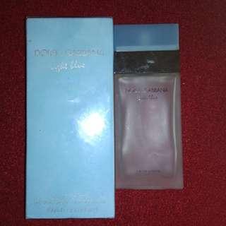 Parfum ori d&g light blue