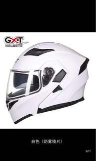 Motorbike / racing helmet