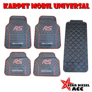 Karpet Universal 5PC RS