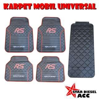 Karpet Universal 5PC RS