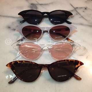 Instock Monroe Cat Eye Sunglasses