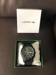 Authentic Lacoste Mens 12.12 Chronograph Watch