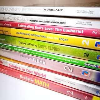 PRE💙D K-12 Edition Grade 2 Textbooks