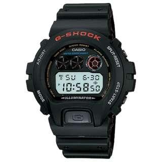 CASIO G-SHOCK DW-6900 series 白面 GSHOCK DW6900