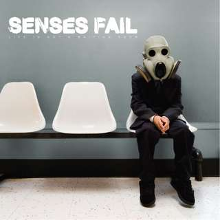 Senses Fail – Life Is Not A Waiting Room CD