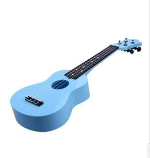 """21"""" Acoustic Ukulele Musical Instrument"""