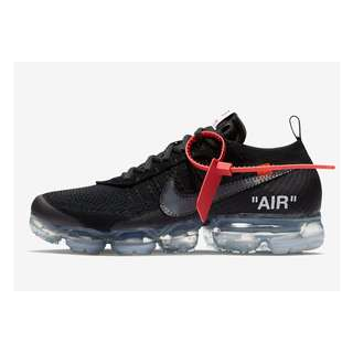 WTT MY LISTED SHOES FOR YOUR OFFWHITE VAPORMAX 2.0 BLACK
