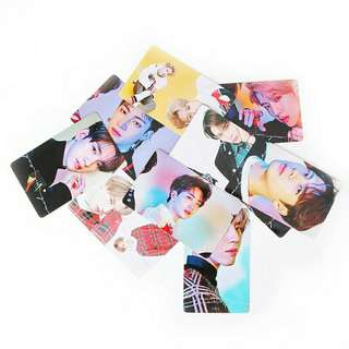 Got7 Eyes On You Sticket Photocard