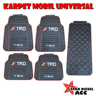 Karpet Universal 5PC TRD R2