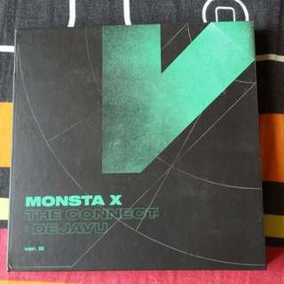 MONSTA X THE CONNECT ALBUM