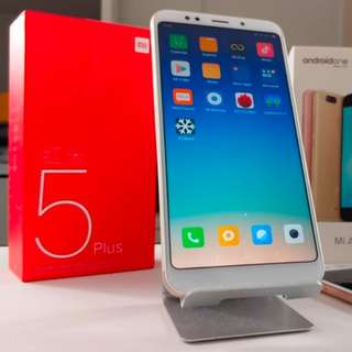 Xiaomi Redmi 5 Plus Cicilan Ringan