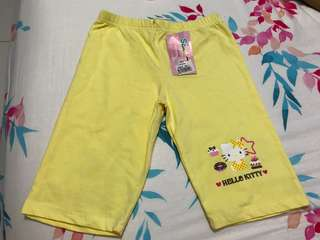 Hello kitty pants size l