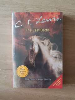 The Last Battle (7th book in Chronicles of Narnia)