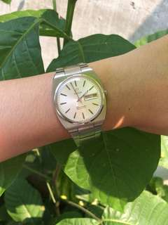 Authentic Omega Seamaster Daydate Mens