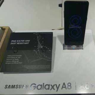 Bisa Kredit Samsung Galaxy A8+ 2018 [6/64GB] Tanpa Kartu Kredit Proses Cepat