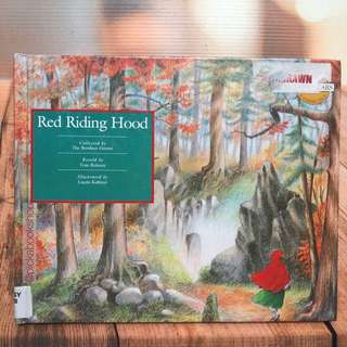 Red Riding Hood - The Brothers Grimm - Tom Roberts