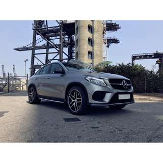 2015 MERCEDES-BENZ GLE450 AMG COUPE