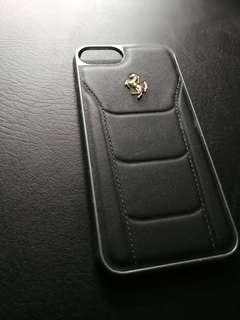 Iphone 7 Ferrari Back Casing