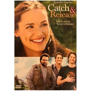 DVD - CATCH & RELEASE (ORIGINAL USA IMPORT CODE 1)