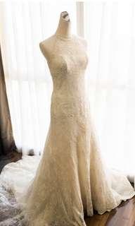 Authentic Pronovias Wedding Gown Original Price: 160k