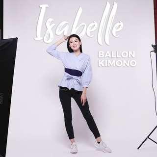 Isabelle Balon Kimono