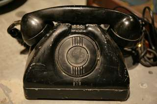 老電話 鐵製電話 LOFT