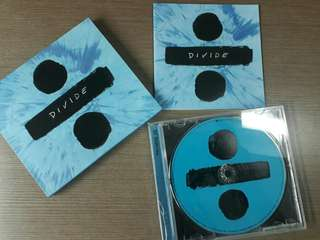 Ed Sheeran Divide CD for sale or swap