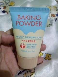 Deep BB pore facial wash