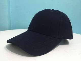 INSTOCKS - basic baseball strap back cap