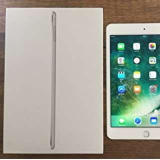 iPad Mini 4 Silver 128GB Wifi