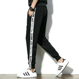 Track pants for men