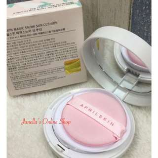 April Skin Sun Cushion